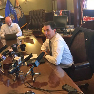 Governor Walker says he's ready to sign lame duck bills